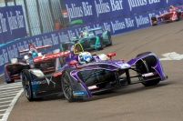 Caption. DS Virgin Racing driver Sam Bird lies third in the standings ahead of the inaugural Rome E-Prix