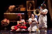 Potenza (PZ) 02/03/2012 - Tutti all'Opera. Spettacolo teatrale de L'Albero.