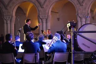 Lams - Fresu e Giovanni Pompeo a Montescaglioso Orchestra di Fiati 3