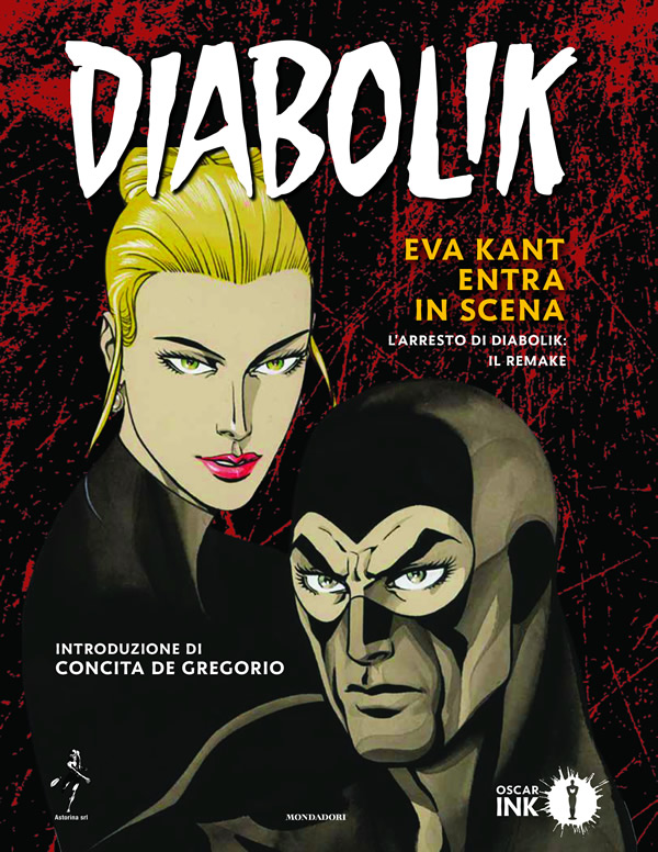 fumetti di diabolik da