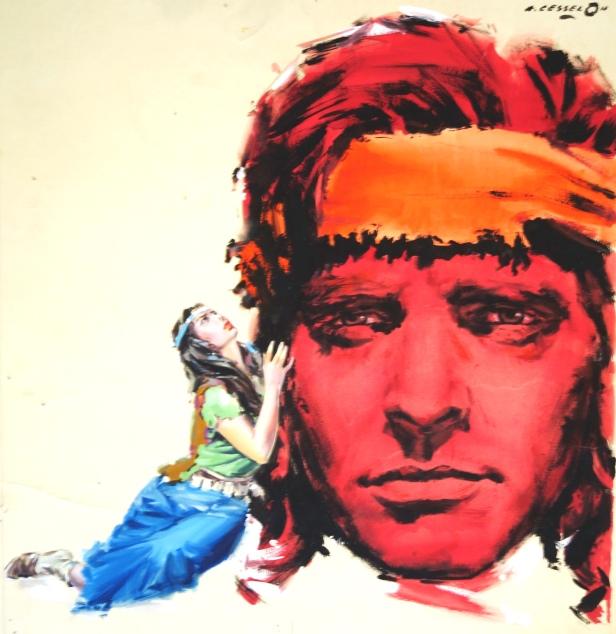 Angelo Cesselon - l'ultimo apache