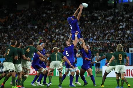 04/10/2019 Shizuoka, Giappone, Shizuoka Stadium Ecopa Rugby World Cup 2019 Sudafrica vs Italia