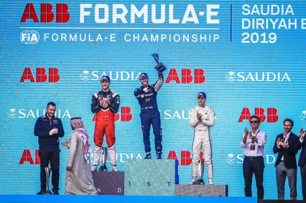 AUTO - FORMULA E RIYAD  2019