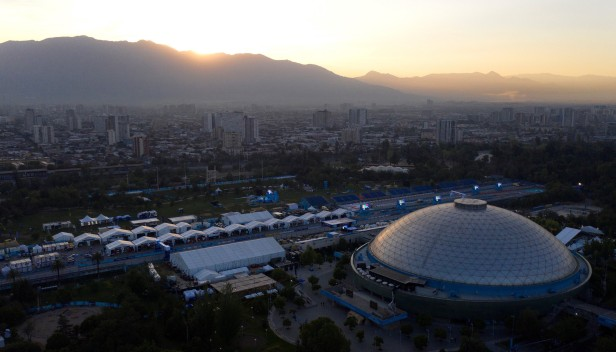 Santiago (Courtesy of Formula E)