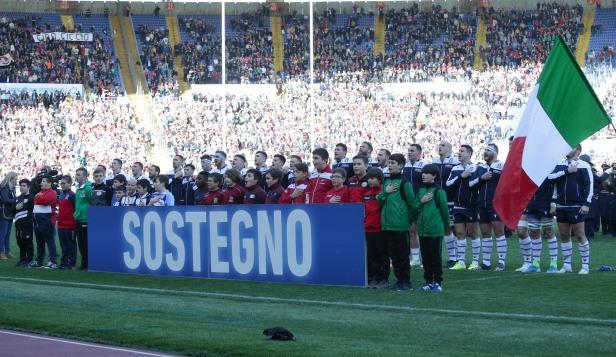 Guinness Sei Nazioni 2020, Round 3, Roma, Stadio Olimpico, 22/02/2020, Italia v Scozia.