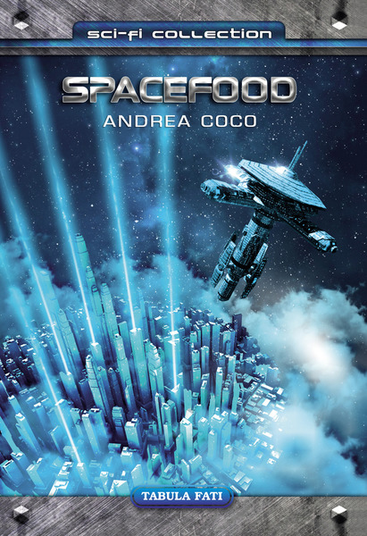 Spacefood copertina