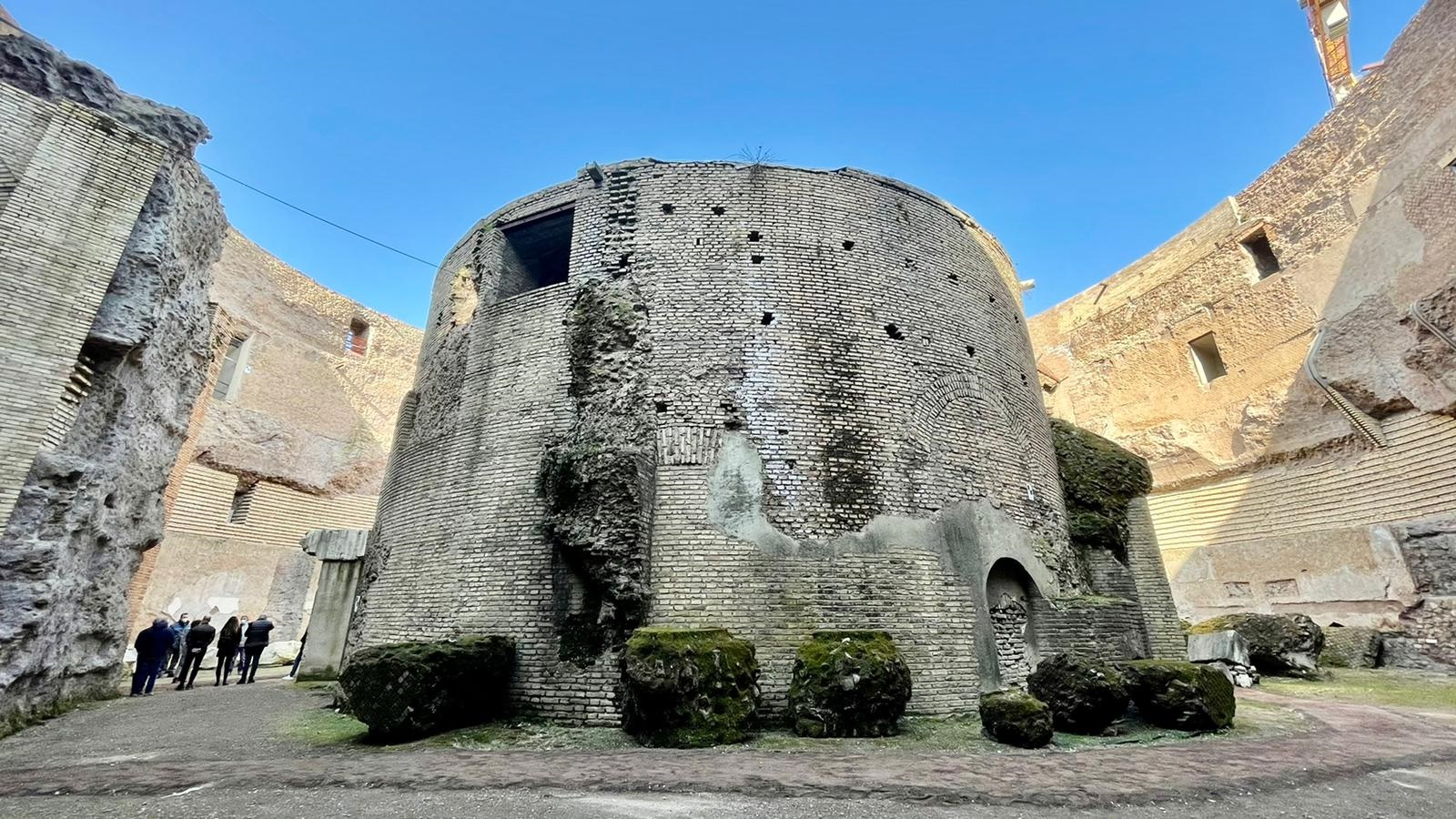 Mausoleo Augusto 1